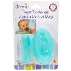 Summer Infant, Finger Toothbrush with Case