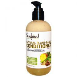 Sunfood, Natural Plant-Based Conditioner, 8 fl oz (237 ml)