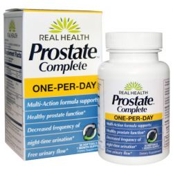 Real Health, Prostate Complete, 30 Softgels