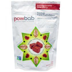 POWBAB, Baobab Superfruit Chews, 30 Chews