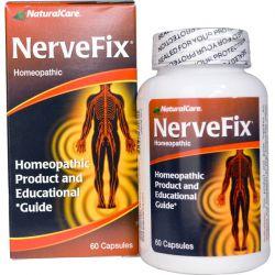 Natural Care, Nerve Fix, 60 Capsules