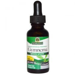 Nature's Answer, Gymnema, Alcohol-Free, 600 mg, 1 fl oz (30 ml)