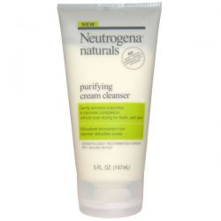 Neutrogena, Purifying Cream Cleanser, 5 fl oz (147 ml)
