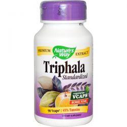 Nature's Way, Triphala, Standardized, 90 Vcaps