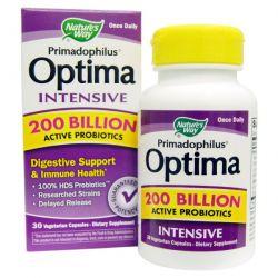 Nature's Way, Primadophilus Optima, Intensive, 30 Veggie Caps