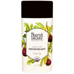 Nourish Organic, Fresh & Dry Deodorant, Fresh Fig, 2.2 oz (62 g)