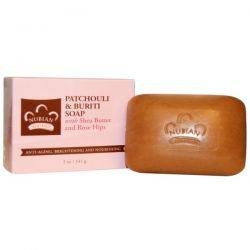 Nubian Heritage, Patchouli & Buriti Soap, 5 oz (141 g)