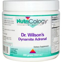 Nutricology, Dr. Wilson's Dynamite Adrenal, 10.6 oz (300 g)
