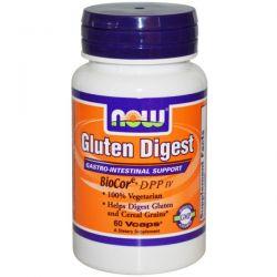 Now Foods, Gluten Digest, 60 Vcaps