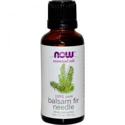 Now Foods, Essentials Oils, Balsam Fir Needle, 1 fl oz (30 ml)
