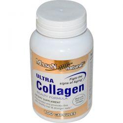 Mason Vitamins, Ultra Collagen Beauty Formula, 100  Capsules
