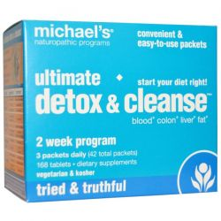 Michael's Naturopathic, Ultimate Detox & Cleanse, 42 Packets