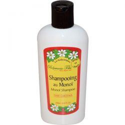 Monoi Tiare Tahiti, Parfumerie Tiki, Monoï Shampoo, Tiare Gardenia, 8.45 fl oz (250 ml)