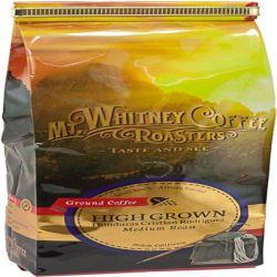 Mt. Whitney Coffee Roasters, Ground Coffee, High Grown, Honduras Cristian Rodriguez, Medium Roast, 12 oz (340 g)