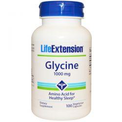 Life Extension, Glycine, 1000 mg, 100 Veggie Caps