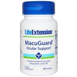 Life Extension, MacuGuard Ocular Support, 60 Softgels