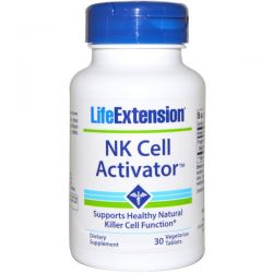 Life Extension, NK Cell Activator, 30 Veggie Tabs