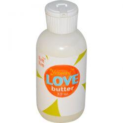 Live Live & Organic, Yummy Love Butter, 3.5 oz
