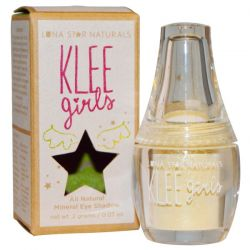 Luna Star Naturals, Klee Girls, All Natural Mineral Eye Shadow, Myrtle Sunrise, 0.07 oz (2 g)