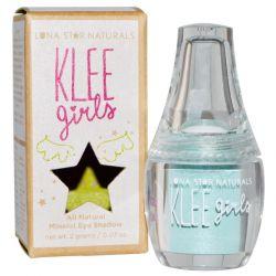 Luna Star Naturals, Klee Girls, All Natural Mineral Eye Shadow, Lake Michigan Dip, 0.07 oz (2 g)