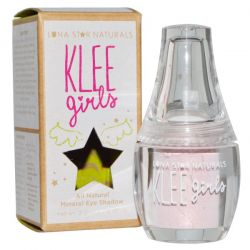 Luna Star Naturals, Klee Girls, All Natural Mineral Eye Shadow, Napa Mist, 0.07 oz (2 g)