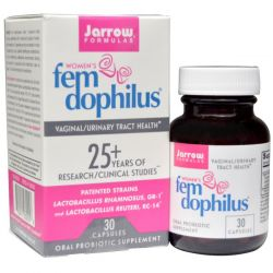 Jarrow Formulas, Women's Fem Dophilus, 30 Capsules