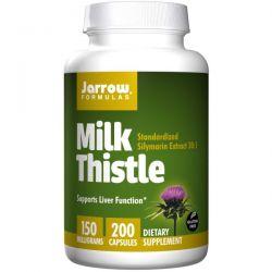 Jarrow Formulas, Milk Thistle, 150 mg, 200 Capsules