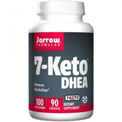 Jarrow Formulas, 7-Keto DHEA, 100 mg, 90 Capsules