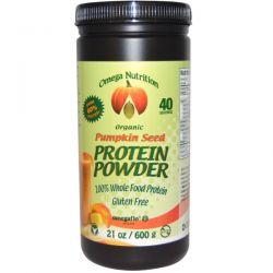 Jarrow Formulas, Organic Pumpkin Seed Protein Powder, Gluten Free, 21 oz (600 g)