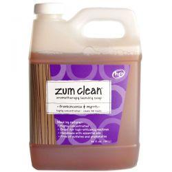 Indigo Wild, Zum Clean, Aromatherapy Laundry Soap, Frankincense & Myrrh, 32 fl oz (.94 l)