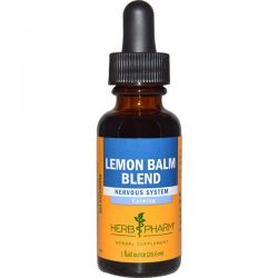 Herb Pharm, Lemon Balm Blend, 1 fl oz (29.6 ml)