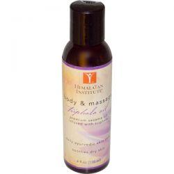 Himalayan Institute, Body & Massage, Triphala Oil, 4 fl oz (118 ml)