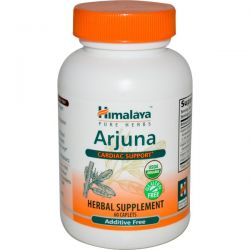 Himalaya Herbal Healthcare, Arjuna, Cardiac Support, 60 Caplets