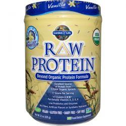 Garden of Life, Organic Raw Protein, Beyond Organic Protein Formula, Vanilla, 22 oz (631 g)
