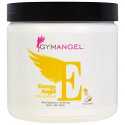 Gym Angel, Energy Angel Pre-Workout, Pina Colada, .4 lbs (183.3 g)