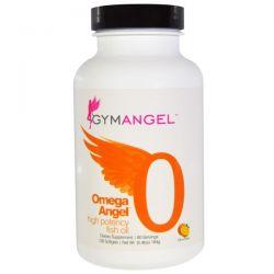 Gym Angel, Omega Angel, Citrus Flavor, 120 Soft Gels