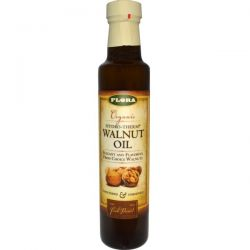 Flora, Organic, Hydro-Therm Walnut Oil, 8.5 fl oz (250 ml)