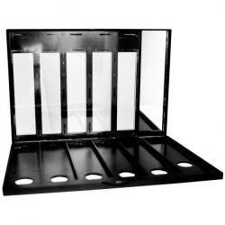 E.L.F. Cosmetics, Beauty-On-The-Go 6-Palette Storage Case, 1 Case