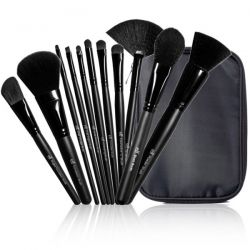 E.L.F. Cosmetics, Studio, 11 Piece Brush Collection, 1 Set