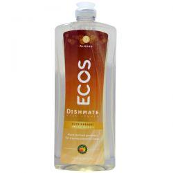 Earth Friendly Products, Dishmate, Almond, 25 fl oz (739 ml)
