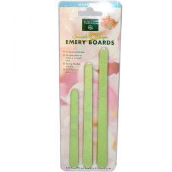 Earth Therapeutics, Emery Boards, Nail Filers, 15 Boards