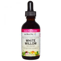 Eclectic Institute, White Willow, 2 fl oz (60 ml)