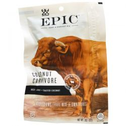 Epic Bar, Coconut Carnivore, Wholesome Trail Mix, 2 oz (57 g)