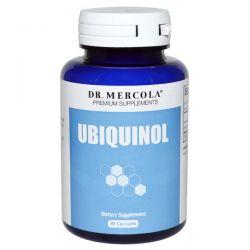 Dr. Mercola, Premium Supplements, Ubiquinol, 90 Capsules
