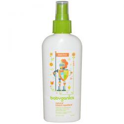 BabyGanics, Natural Insect Repellent, Deet Free, 6 oz (177 ml)