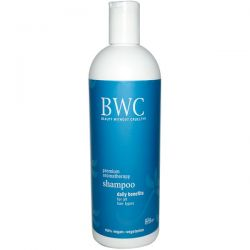 Beauty Without Cruelty, Shampoo, Daily Benefits, 16 fl oz (473 ml)