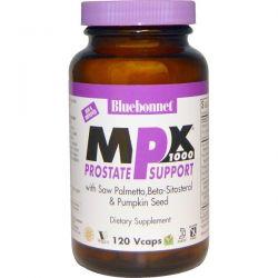 Bluebonnet Nutrition, MPX 1000, Prostate Support, 120 Vcaps