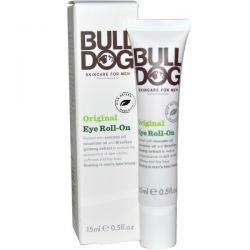 Bulldog Skincare For Men, Original Eye Roll-On, 0.5 fl oz (15 ml)