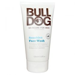 Bulldog Skincare For Men, Sensitive Face Wash, 5.0 fl oz (150 ml)