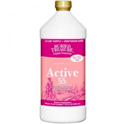 Buried Treasure, Liquid Nutrients, Active 55, 32 fl oz (946 ml)